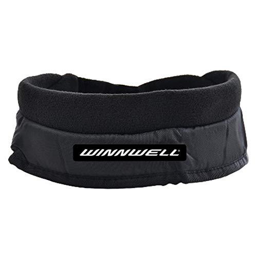 Winnwell Halskrause PRO Junior für Eishockey - HALSSCHUTZ - HALSPROTEKTOR - KEHLKOPFSCHUTZ