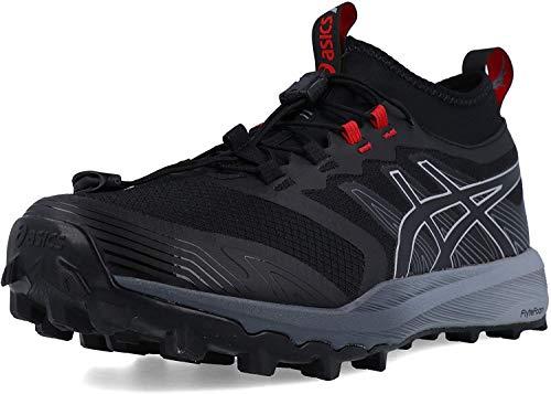 Asics Fujitrabuco Pro, Trail Running Shoe Mens, Black/Black, 44 EU