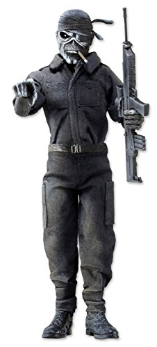 "NECA Iron Maiden Clothed 2 Minutes to Midnight 8"" Action Figure"