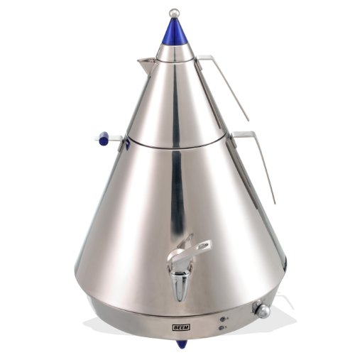 BEEM Germany K1200,260 Samovar Pyramid A10 MIT1,5 L Teiera, 10 L