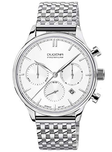 Dugena Premium Herrenuhr Chronograph Sigma 7090200