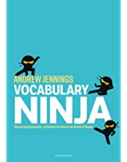 Vocabulary Ninja: Mastering Vocabulary – Activities to Unlock the World of Words