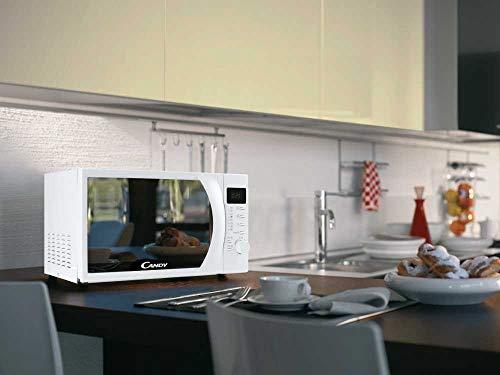 Candy CMXW22DW Micro-ondes Electronique 22L Blanc Facile d'utilisation