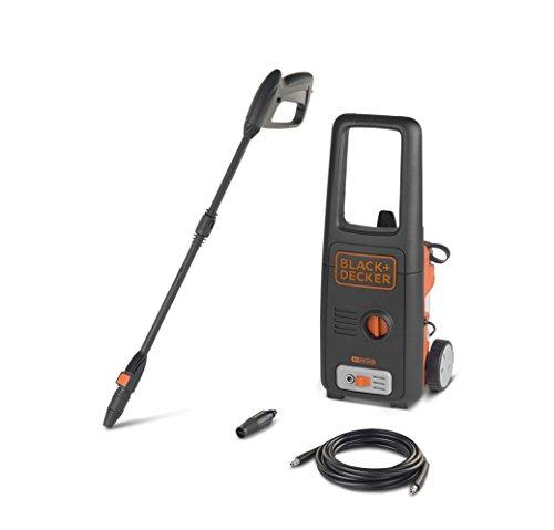 Black+Decker BXPW1400E High Pressure Washer (1400 W, 110 bar, 390 l/h)