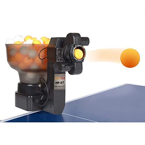 CHAOFAN 36 Spins Ping Pong Ball Machine with Automatic...