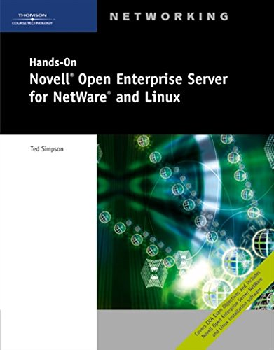 Hands-On Novell Open Enterprise Server for Netware and Linux