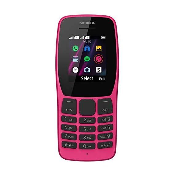 Nokia 110 Dual SIM (Pink)
