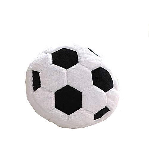 G-árbol cojín Fooball, Deportes Balón de fútbol Almohadilla de Tiro Suave Relleno de Peluche de Juguete para el niño de los bebés Embroma el Regalo, diámetro 45 cm de fútbol de Juguete de Felpa