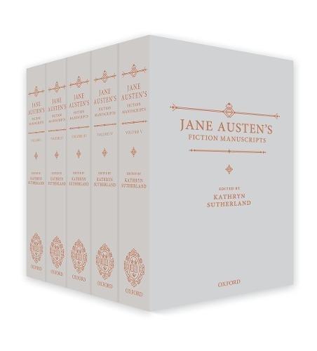 Jane Austen's Fiction Manuscriptsの詳細を見る