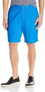 Nautica Men's Classic Fit Flat Front Twill Deck Short