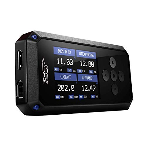SCT Performance - 40490 - BDX Performance Tuner and Monitor - Diagnostic Preloaded and Custom Tuning