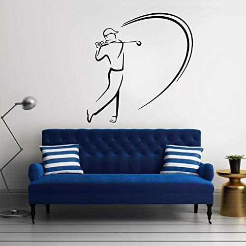 hetingyue Wandaufkleber Vinyl Aufkleber entfernbare Zimmer Schlafzimmer Dekoration tapete Fenster Sport Dekoration Poster 42x68 cm