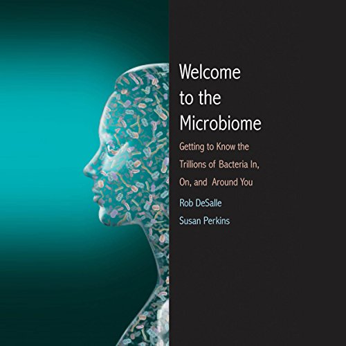 Welcome to the Microbiome audiobook cover art