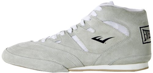 Everlast Low Top Mens Sport Trainers Lace Fastening White 7.5 US