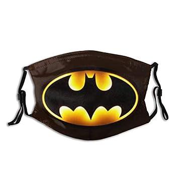 Super Hero Batman Housse de protection contre le vent et la poussière pour le ski, le camping, la sécurité des voyages, l'utilisation quotidienne 1 pièce