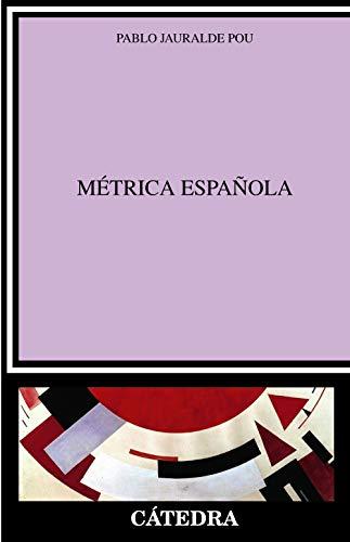 Métrica española (Crítica y estudios literarios)