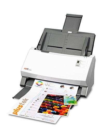 %38 OFF! Plustek SmartOffice PS506U Departmental Document Scanner, 50ppm/100ilm Speed, 100 Page ADF,...
