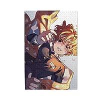 大人の家族と子供のための1000個のジグソーパズル東京リベンジャーズ DIYホームエンターテインメントおもちゃ 50x75cm