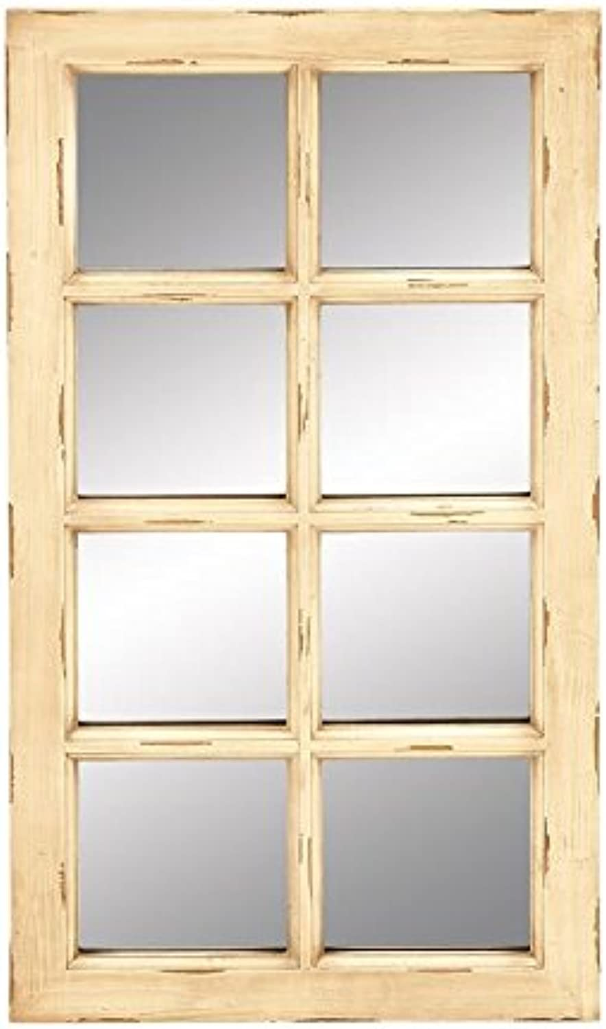 Deco 79 53176 Wood Mirror 36 by 20