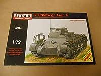 1/72 アタック ドイツ I号指揮戦車A型 初期型