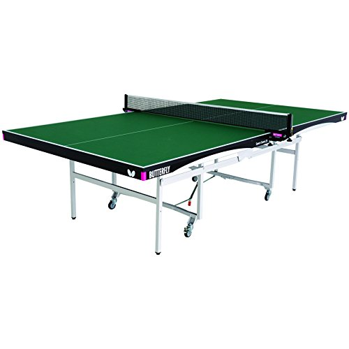 Sale!! Butterfly Space Saver 22 Rollaway Table Tennis Table | Professional Ping Pong Table | ITTF Ap...
