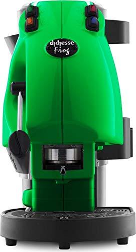 Didiesse Frog Revolution Macchina da caffè a Cialde, 650 W, 1 Cups, Verde Green