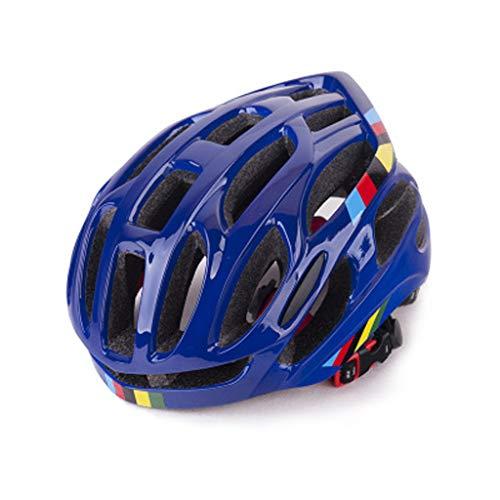 JM- Mountainbike-Helm Integrierter Formhelm Helm Fahrradhelm im Freien Straßenreithelm