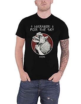 Harakiri for The Sky  Mære   Black  T-Shirt  xx-Large