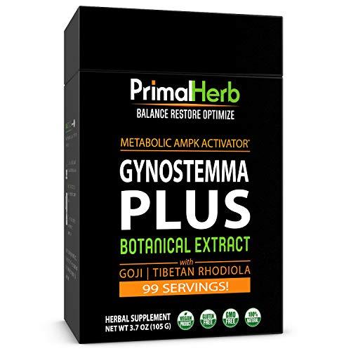 Gynostemma Plus Jiaogulan Extract Powder | AMPK Metabolic Activator -...