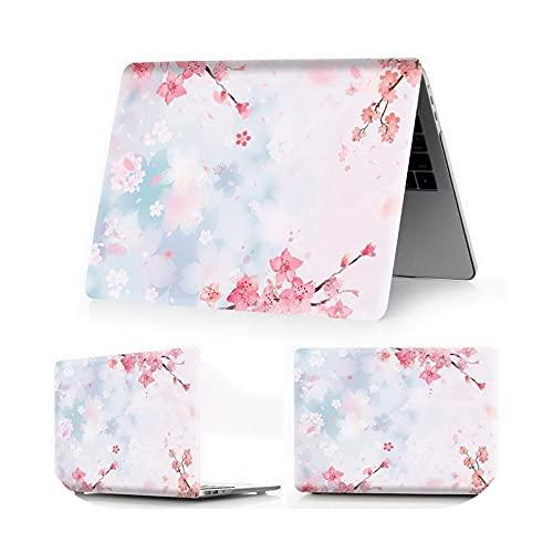 2020 Flower Color Printing Notebook case para MacBook Air Pro Retina M1 Chip 11 12 13 15 16 pulgadas, funda para Air Pro 13 A2179 A2289-flower-y2-2020 New air13 A2179