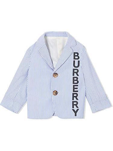 Luxury Fashion | Burberry Baby-jongens 8022353 Blauw Polyester Blazers | Lente-zomer 20
