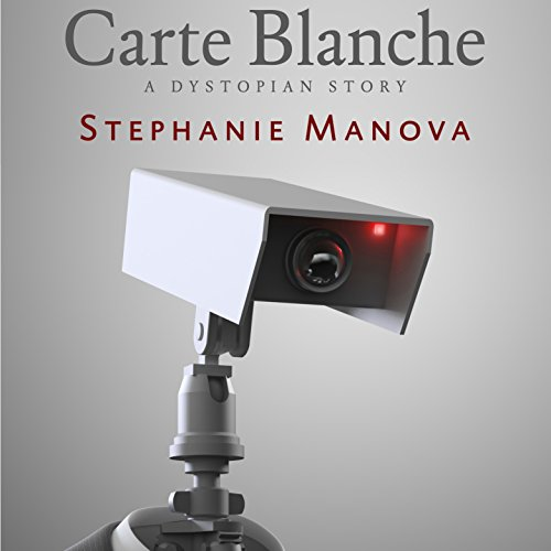 Carte Blanche audiobook cover art