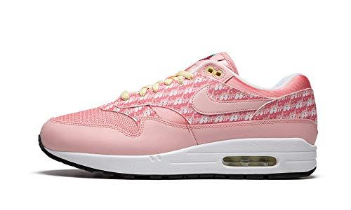Nike Mens Air Max 1 PRM CJ0609 600 Strawberry Lemonade - Size 9.5