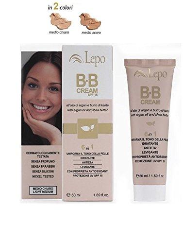 Lepo Bb Cream N. 2 Medio Scuro - 50 Ml