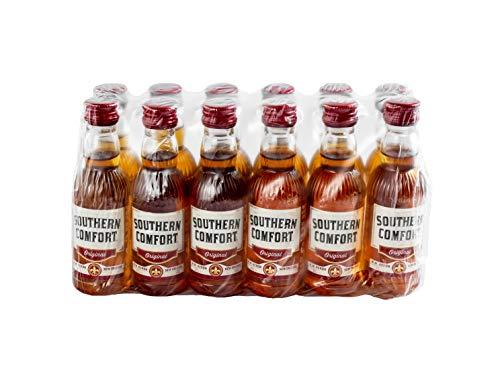 Southern Comfort Original Whisky (12 x 0.05 l)