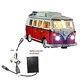 Beleuchtungsset für LEGO 10220 VW VAN CAMPER