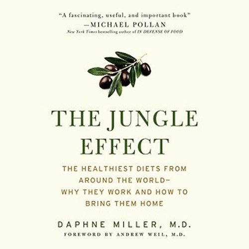 The Jungle Effect audiobook cover art