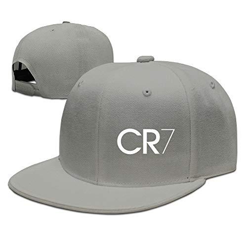 Youaini Custom CR7 Logo Adjustable Baseball Hat & Cap