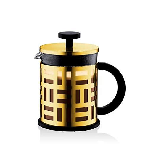 Bodum Eileen 11196-17 Kaffeebereiter 4 Tassen 0,5 L vergoldet