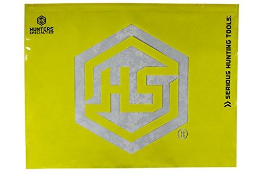 Hunters Specialties Scent-A-Way Scent-Safe Plastic Odor Barrier Storage Bag 1000055