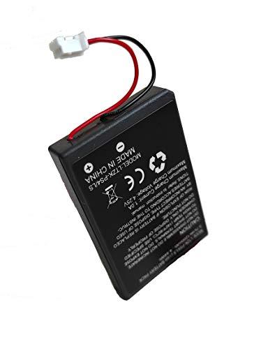 Link-e : wiederaufladbarer Akku, 1200 mAh, kompatibel mit kabellosen PS4 Dualshock Premier Modell (nicht kompatibel mit V2 Pro/Slim)