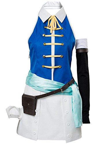 Fairy Tail 3 Lucy Heartfilia Outfit Cosplay Kostüm Damen XXL