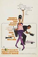 ポスター A4 おしゃれ泥棒 (1966) 光沢プリント