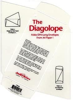 JudiKins Envelope Templates (Diagalope Template) 2 pcs sku# 1843450MA