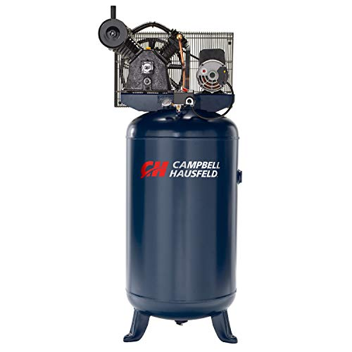 Campbell Hausfeld 80 Gallon Vertical 2 Stage Air Compressor...