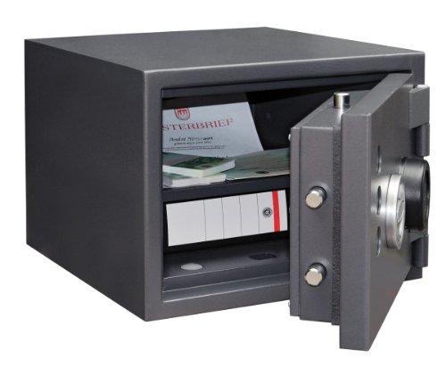 Dokumententresor Feuerschutztresor S2 mit Elektronikschloss