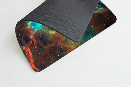Smooffly Mouse Pad Galaxy Customized Rectangle Non-Slip Rubber Mousepad Gaming Mouse Pad Photo #3