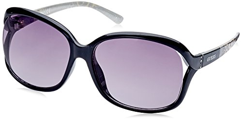 Guess GF0286, Gafas de Sol para Mujer, Negro, 61