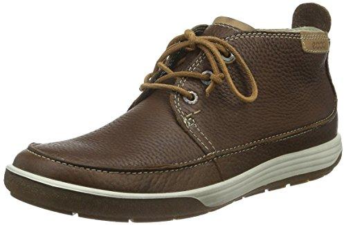 Ecco Damen CHASE II Chukka Boots, Braun (COCOABROWN/WHISKY 56891), 41 EU