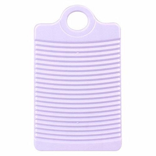 Tiamu Tabla Lavar plastico Tabla Lavar Ropa 12.4 Pulgadas
